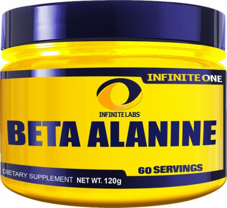 Image of Infinite Labs Beta Alanine 60 Servings Unflavored