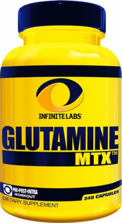 Infinite Labs Glutamine MTX Caps