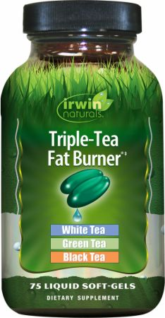 Irwin Naturals Triple-Tea Fat Burner