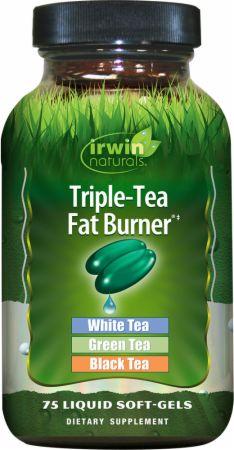 Irwin Naturals Triple-Tea Fat Burner の BODYBUILDING.com 日本語・商品カタログへ移動する