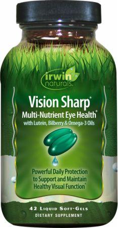 Irwin Naturals Vision Sharp Precision Eye Health