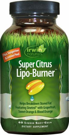 Super Citrus Lipo-Burner