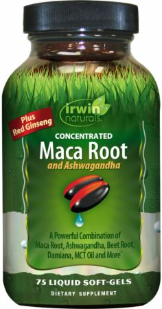 Maca Root and Ashwagandha