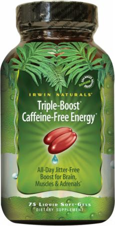 Triple-Boost Caffeine-Free Energy