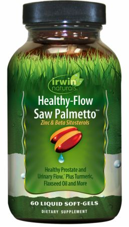 Healthy-Flow: Saw Palmetto