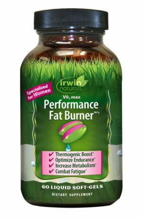 Women's VO2 Max Performace Fat Burner