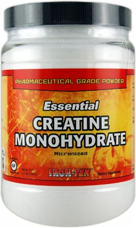 Iron-Tek Essential Creatine Monohydrate
