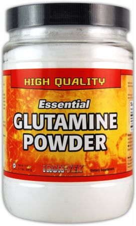 Iron-Tek Glutamine Powder