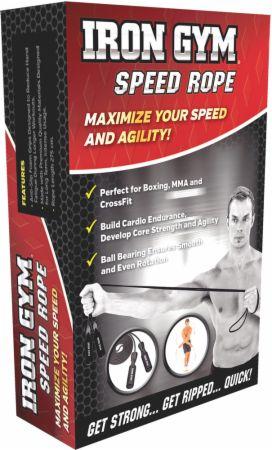 Image of Iron Gym Nylon Speed Rope 275 cm