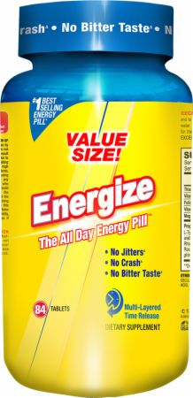 Image of iSatori Energize 84 Tablets