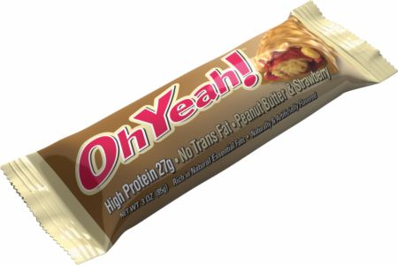 OhYeah Nutrition Oh Yeah! Bars