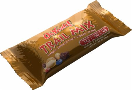 OhYeah Nutrition OhYeah! Trail Mix Bars