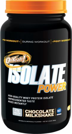 OhYeah! Isolate Power