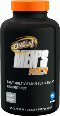 OhYeah Nutrition Men's Multi