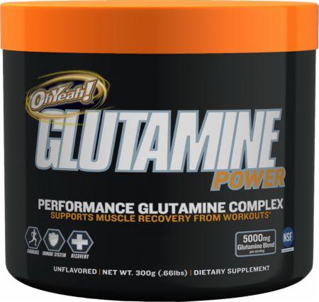 OhYeah Nutrition OhYeah! Glutamine Power の BODYBUILDING.com 日本語・商品カタログへ移動する