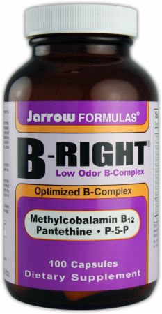 Jarrow Formulas B-Right の BODYBUILDING.com 日本語・商品カタログへ移動する