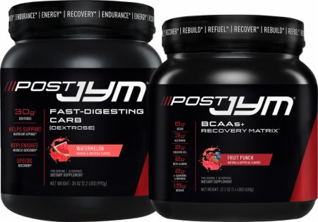 Post JYM Stack