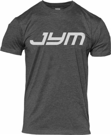 Image of JYM Supplement Science JYM Tee Medium Charcoal Heather