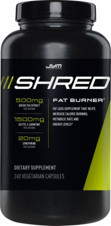Shred JYM Weight Loss Pills