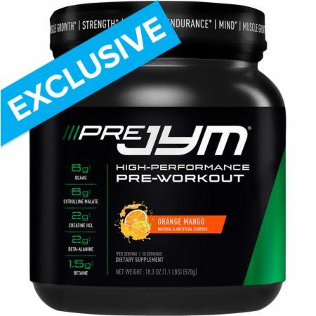 Pre JYM Pre Workout