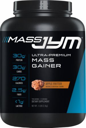 Mass JYM Mass Gainer Protein Powder