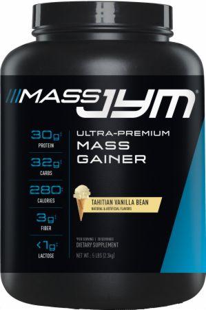 Mass JYM Mass Gainer Protein Powder