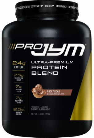 Image of Pro JYM Protein Powder Rocky Road 4 Lbs. - Protein Powder JYM Supplement Science