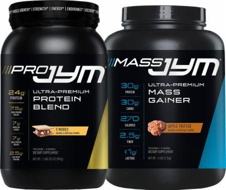 JYM Pro Mass Stack