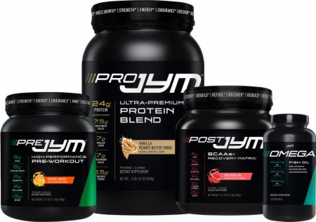JYM Ultimate Muscle Building Stack