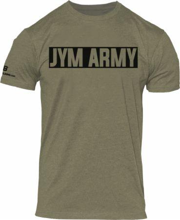JYM Army Tee