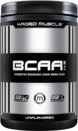 Image of Kaged Muscle BCAA 2:1:1 Powder 400 Grams Unflavored