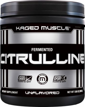 Image of Kaged Muscle Citrulline 200 Grams Unflavored