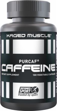 Image of Kaged Muscle Caffeine 100 Vegetable Capsules