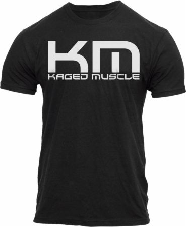Image of Kaged Muscle The Standard Tee Small Black