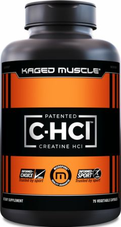 Image of Kaged Muscle C-HCl 75 Vegetable Capsules