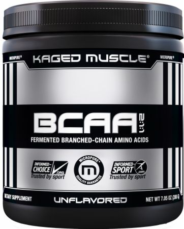 Image of Kaged Muscle BCAA 2:1:1 Powder 200 Grams Unflavored