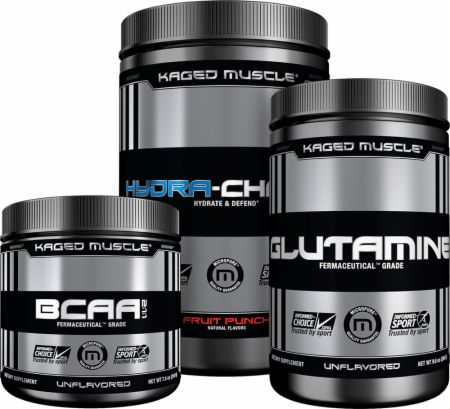 Post-Workout Stack