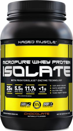 MICROPURE Whey Protein Isolate
