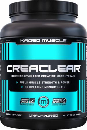 Image of Kaged Muscle CreaClear 1000 Grams Unflavored