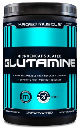 Microencapsulated Glutamine