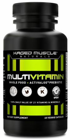 Kaged Muscle Multivitamin