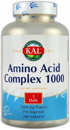 Kal アミノ酸コンプレックス1000 の BODYBUILDING.com 日本語・商品カタログへ移動する