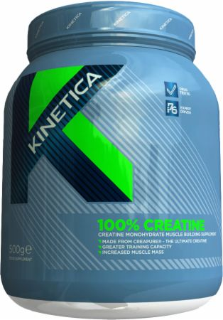 Image of Kinetica 100% Creatine 500 Grams