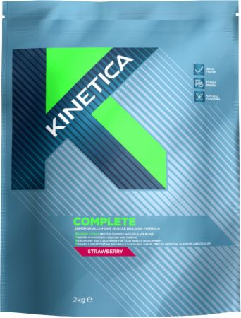 Image of Kinetica Complete 2 Kilograms Strawberry
