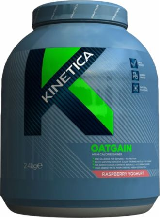 Image of Kinetica Oat Gain 2.4 Kilograms Raspberry Yoghurt