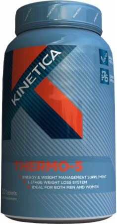 Image of Kinetica Thermo-5 120 Tablets