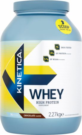 Image of Kinetica Whey Protein 2.27 Kilograms Chocolate