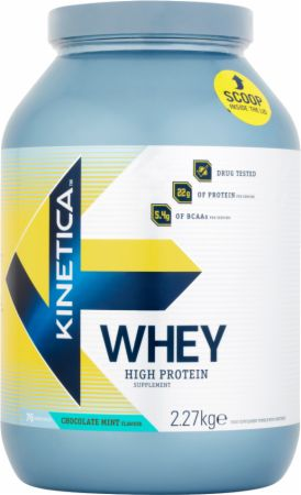 Image of Kinetica Whey Protein 2.27 Kilograms Chocolate Mint