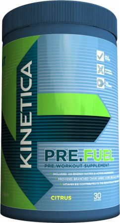 Image of Kinetica Pre.Fuel 300 Grams Citrus