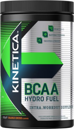 Image of Kinetica BCAA Hydro Fuel 450 Grams Orange Crush
